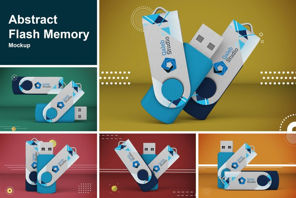Abstract Flash Memory Mockup