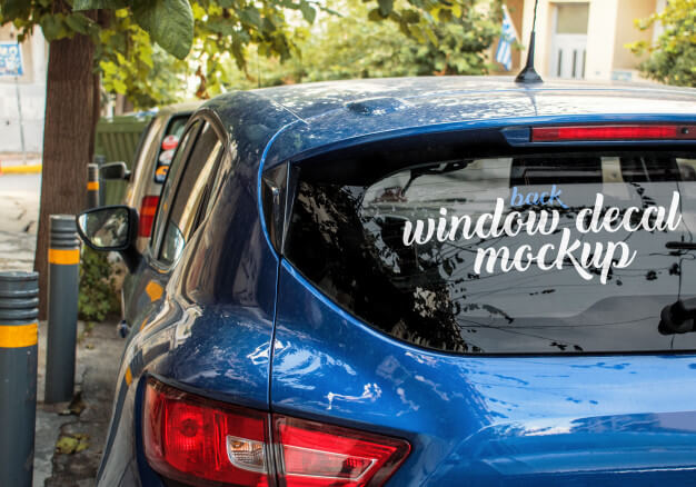 Angled-template-of-the-back-window-decal-of-a-blue-car-Premium-Psd-1