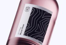 Bottle Design Muran Rose
