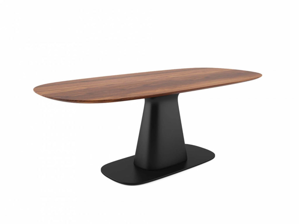 Free Dining Table 3D Model Template