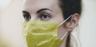 Medical Mask Mockup (PSD)
