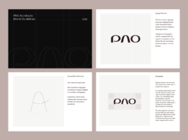 PAO Architects Brand Guidelines Preview