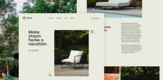Stay homepage1