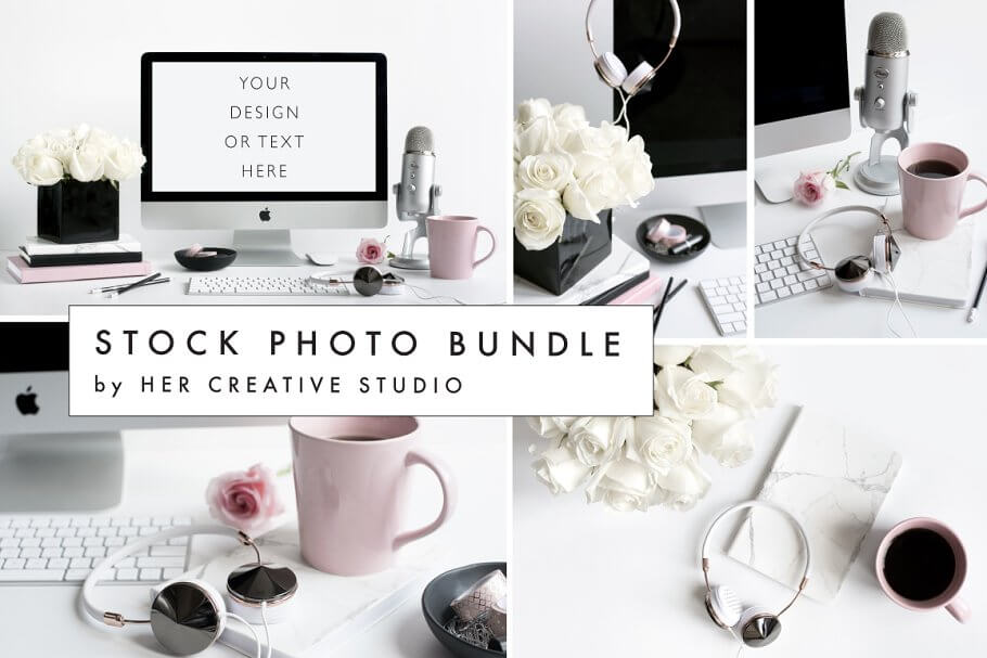 Styled Stock Bundle | Microphone