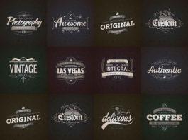 10 Free Retro Vintage Badges (AI, EPS)