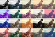 30 Instagram Photoshop Filters