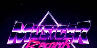 Free Synthwave 80s Text and Logo Effect (PSD)