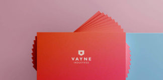 Business Card Template Vol-07