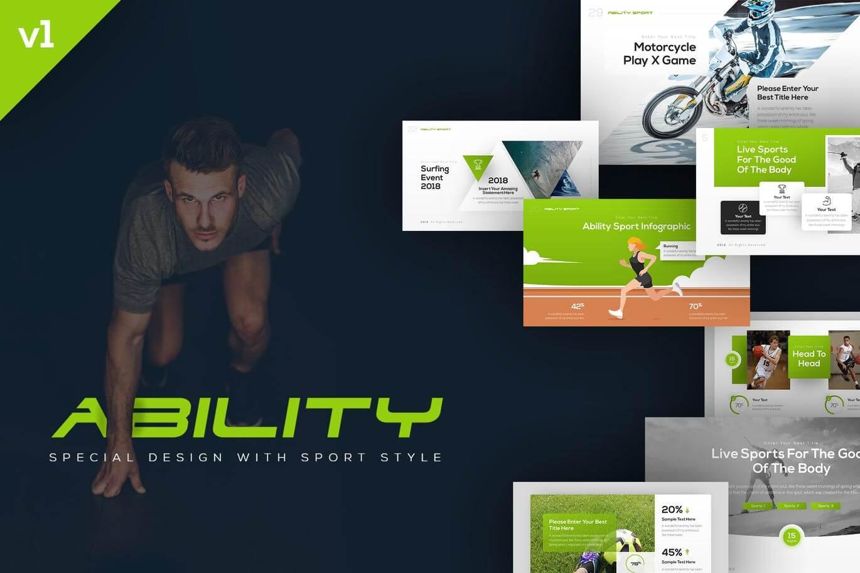Ability Sports Presentation Template (1)