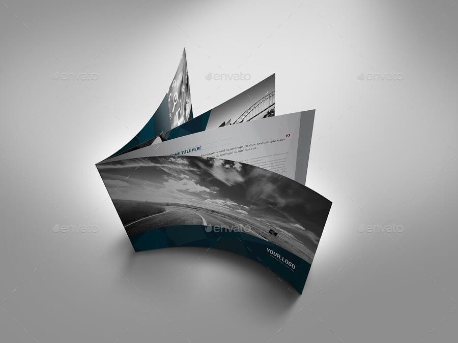 Abstrrrakt - Multipurpose Brochure