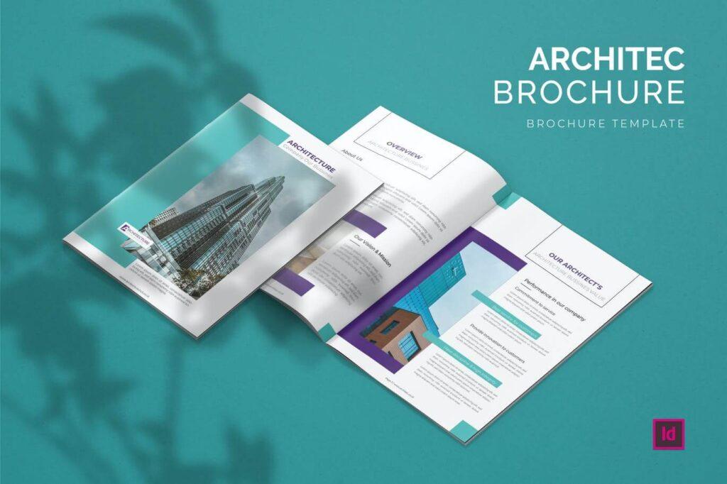 Architecture - Brochure Template