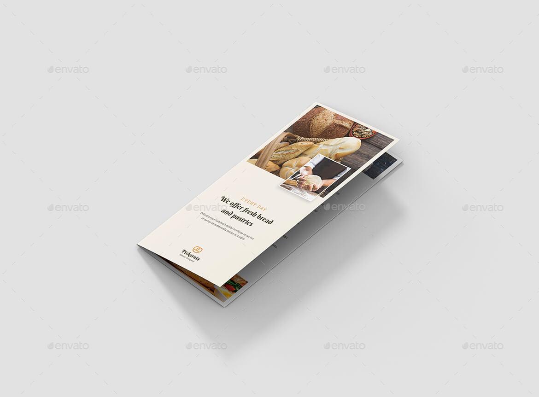 Bakery – Brochures Bundle Print Templates 5 in 1 (1)
