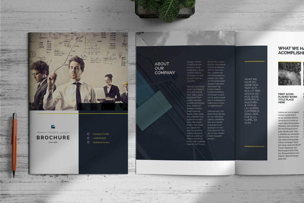Brochure Template2