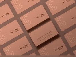 Business-Card-Mockups set