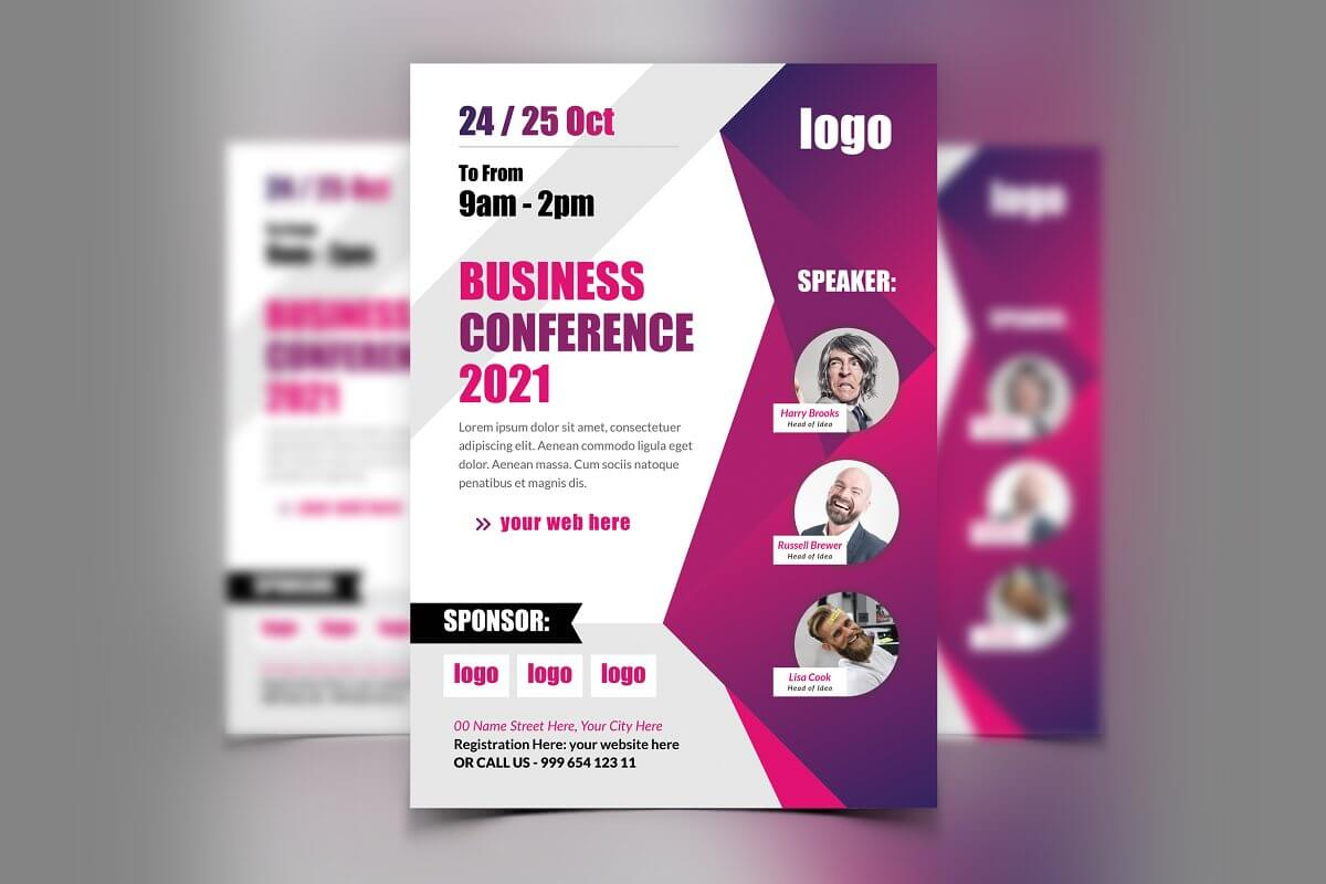Business Conference Flyer (1)