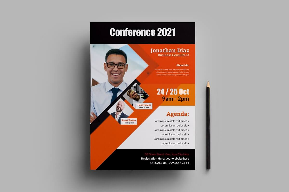 Business Conference Flyer (2)