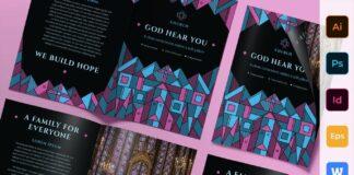 Church Brochure Bifold