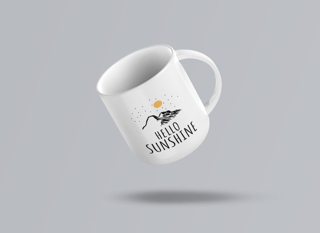 Coffee-Mug-Mockup set