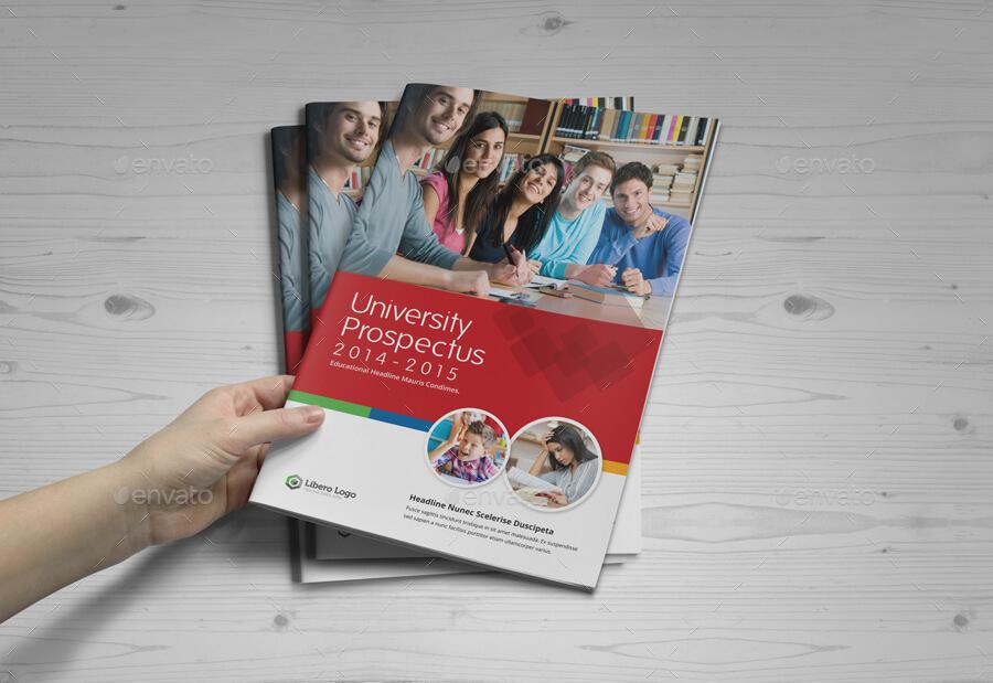 College University Prospectus Magazine