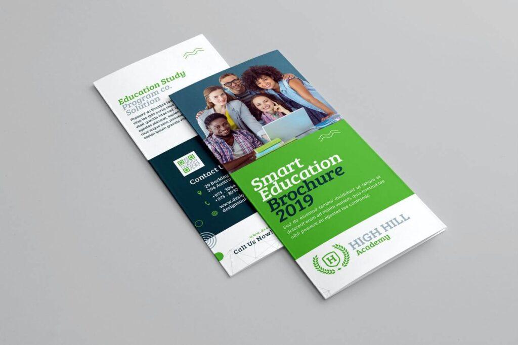 College University Trifold Brochure