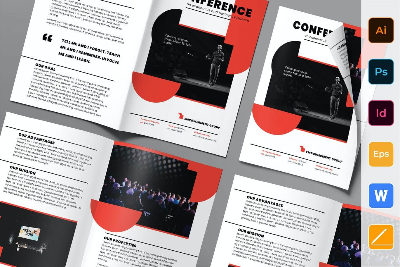Conference Brochure Bifold (1)