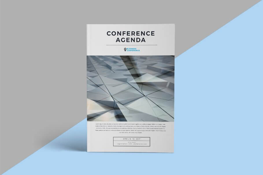 Conference agenda brochure (1)