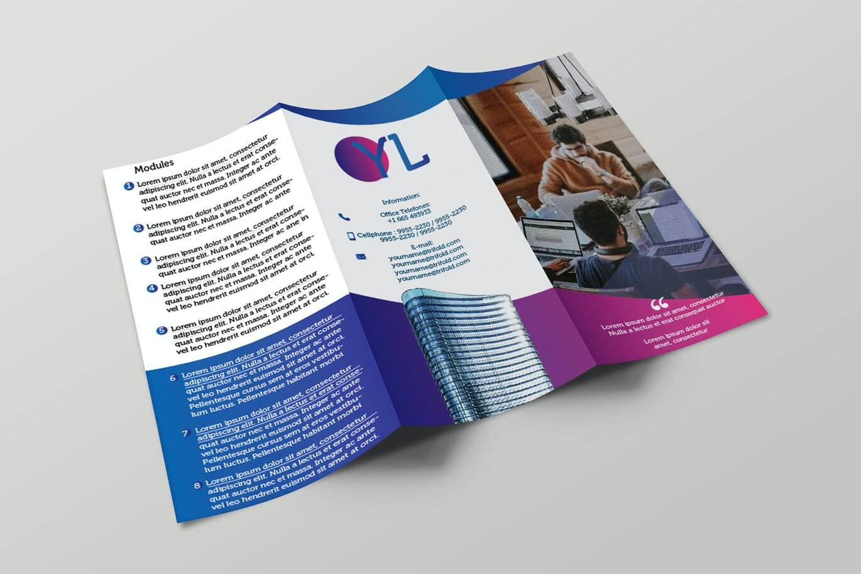 Corporate Tri Fold Brochure (1)