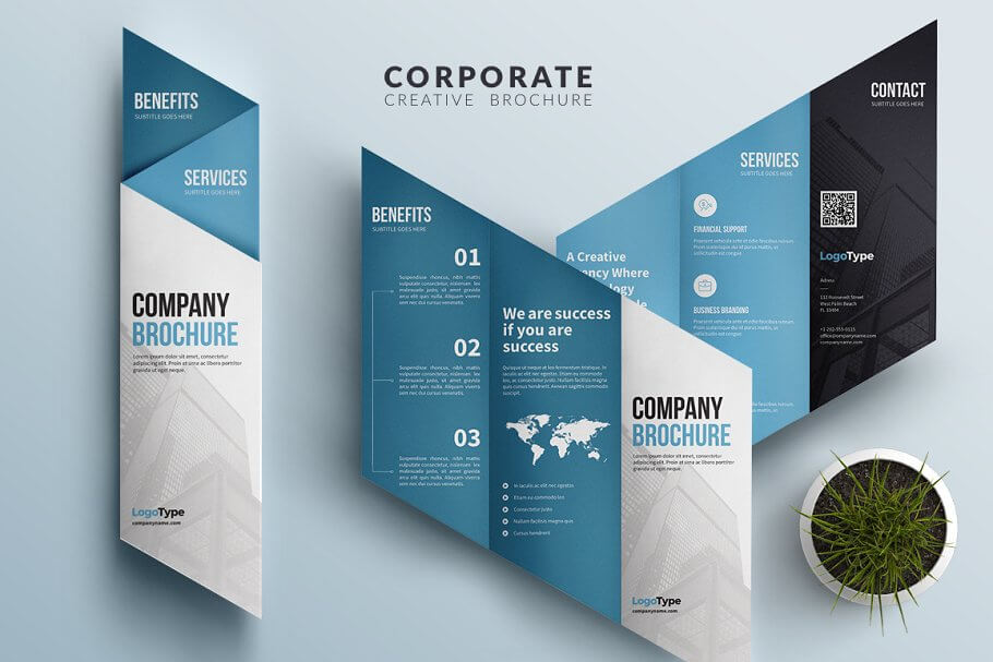 Corporate Trifold Brochure (1)