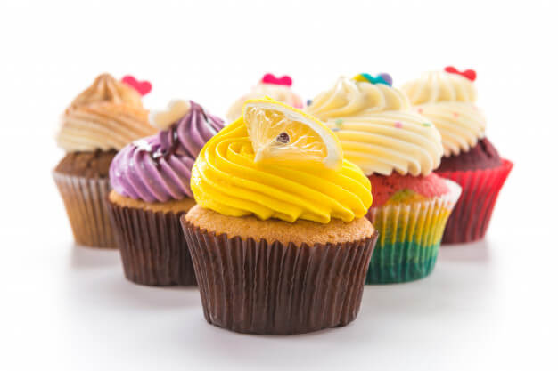 Cupcakes Free Photo set