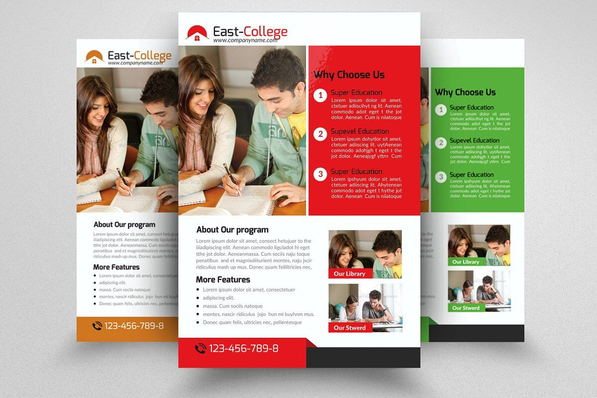 Education Flyer Templates (1)