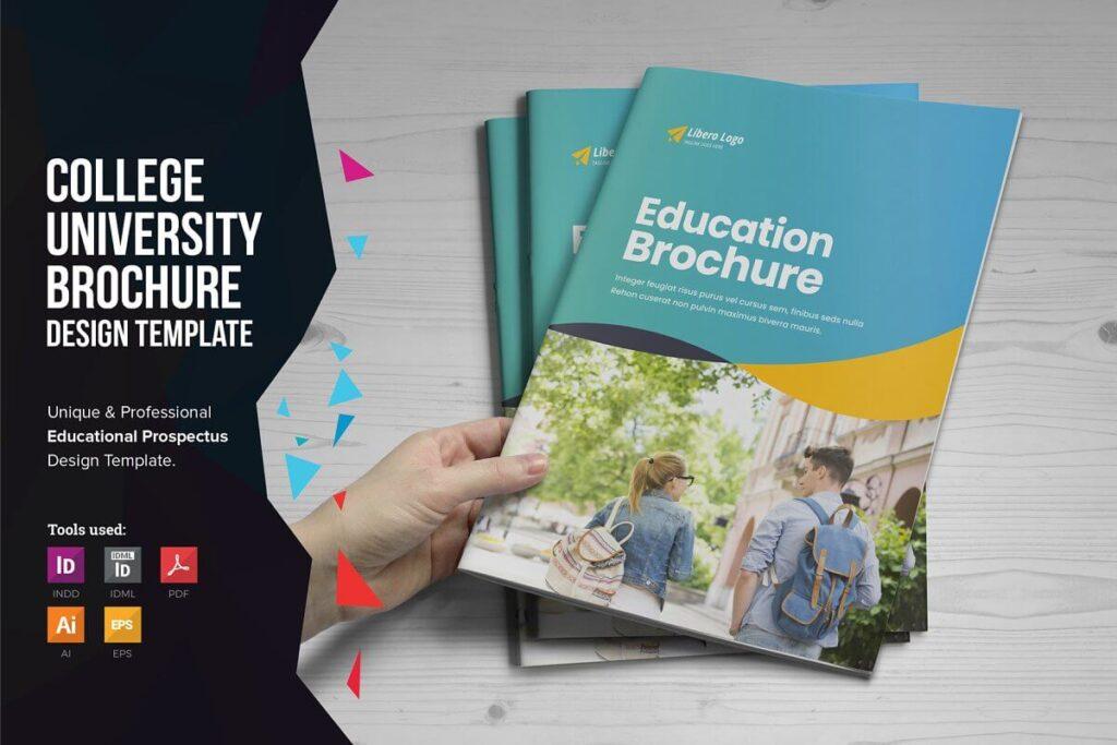 Education Prospectus Brochure v10