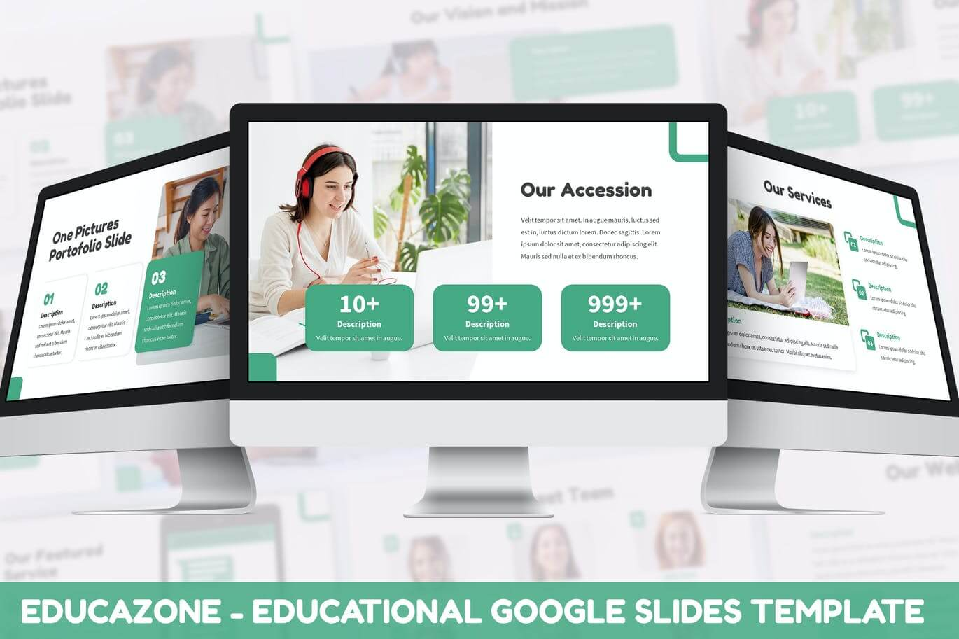 Educazone - Educational Google Slides Template (1)