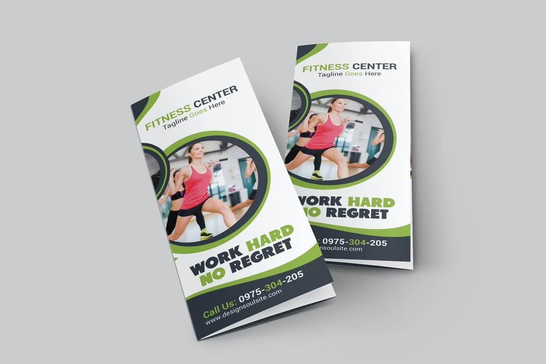 Fitness Tri-Fold Brochure (2)