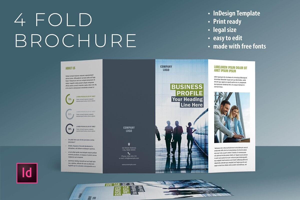 Four Fold Brochure Layout (1)
