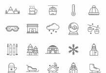 Free 20+ Alpine Vector Icons
