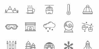 Free 20+ Alpine Vector Icons