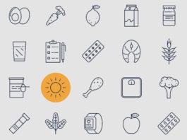 Free 20+ Nutrition Vector Icons