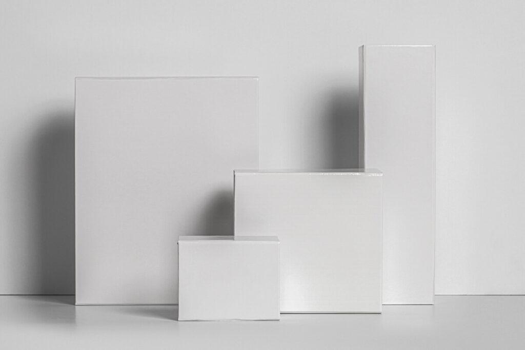 Free Branding Packaging Box Mockup Set PSD Template5