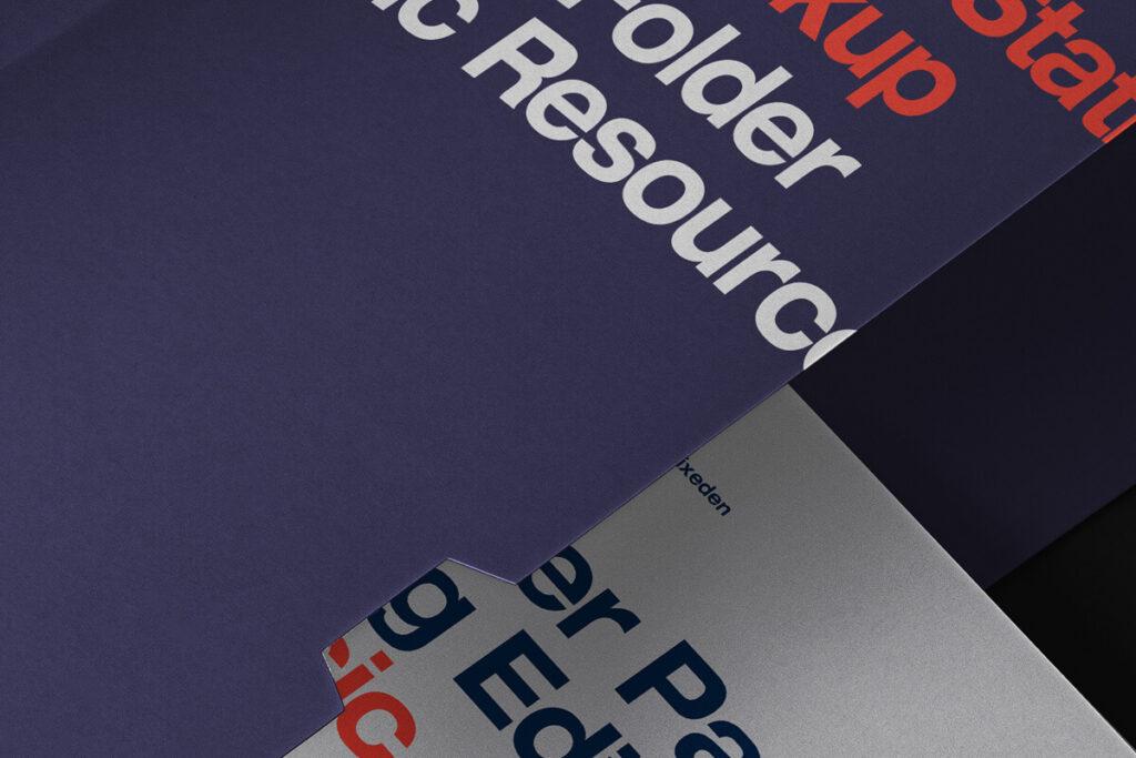 Free Business Stationery Mockup Set PSD Template2