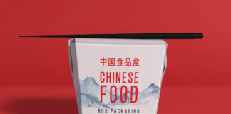 Free Chinese-Food-Box-Packaging-Mockup-branding-graphic-psd Template