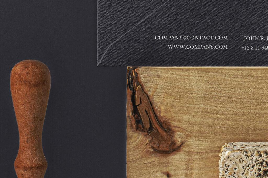 Free Elegant Invitation Envelope Mockup Set PSD Template4