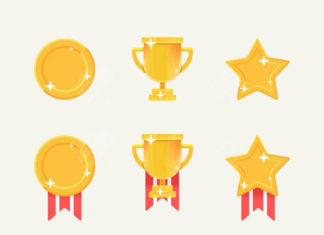 Free Game Achievement Vector Icons
