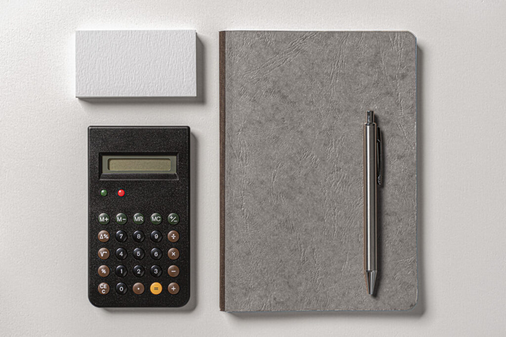Free Leather Cover Notebook Mockup Set PSD Template6