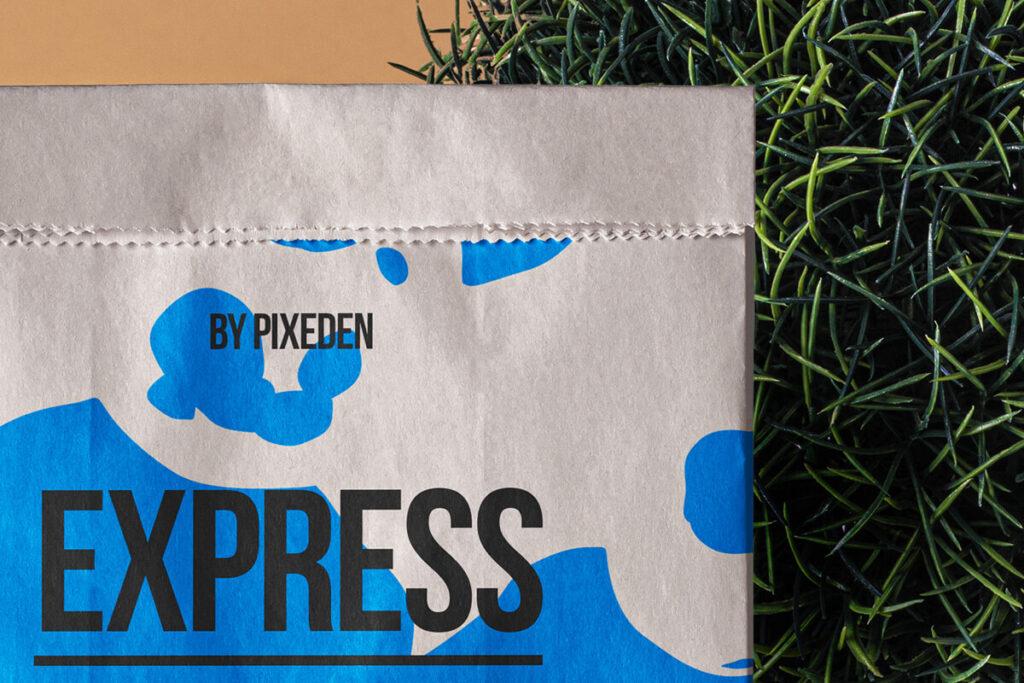 Free Paper Bag Mockup Showcase PSD Template3