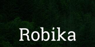 Free Rounded Robika Serif Typeface1