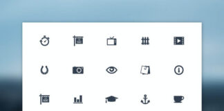 Free Simple Mono 20+ Vector Icons