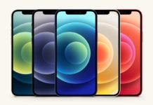 Free iPhone 12 Mockup Set1