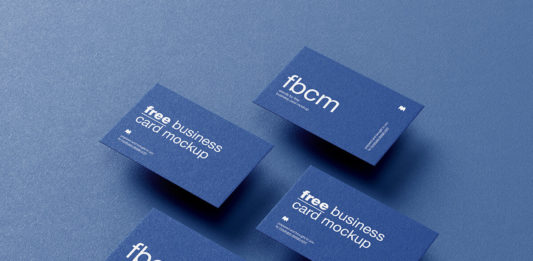 Free_Business_Cards_Mockup