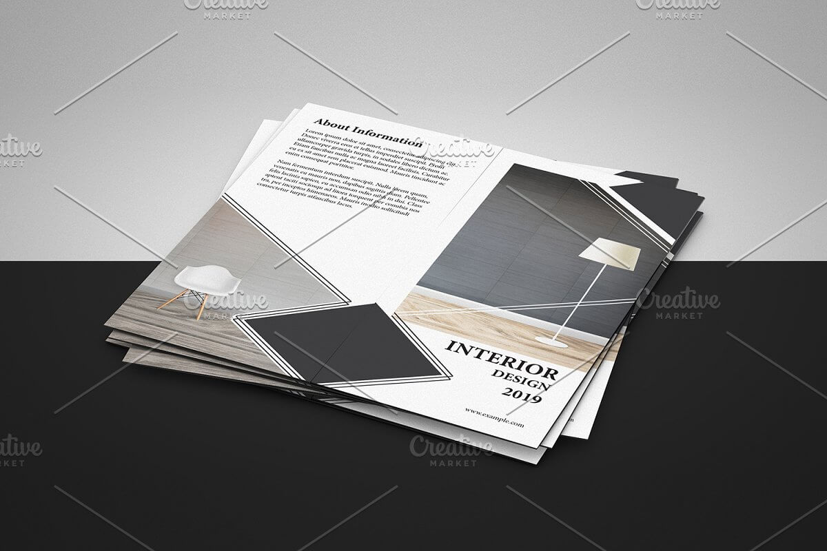 Gate Fold Interior Brochure - V901 (1)