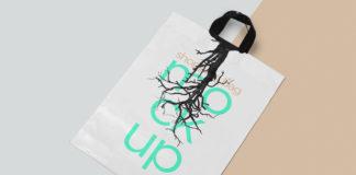 Glossy-shopping-bag-mockup